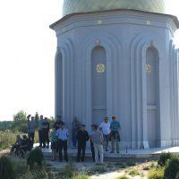Уничтожение храмов в ведическом поселении